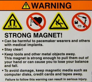 Magnet Safety Eriez